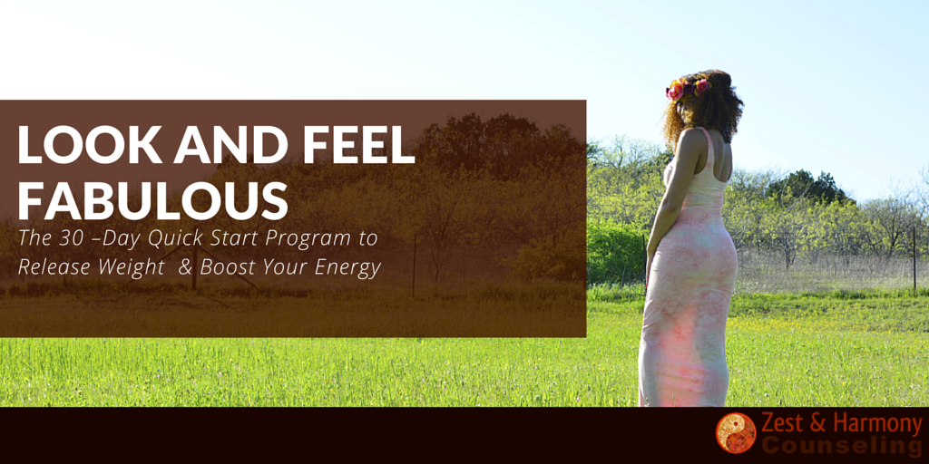 Look & Feel Fabulous Program with Cassandra Herbert of Zest & Harmony